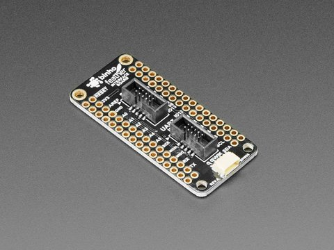 Binho Feather / Stemma QT Interface Board