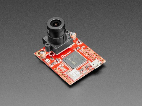 OpenMV Cam H7 - MicroPython Embedded Vision + Machine Learning