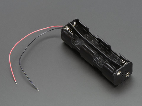 8 x AA battery holder