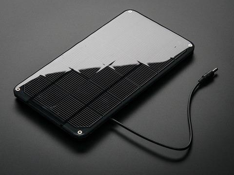 Large 6V 3.5W Solar panel