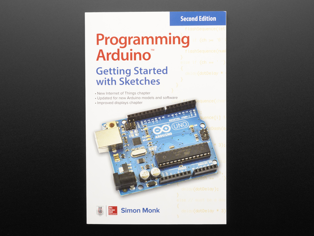 Programming Arduino By Simon Monk