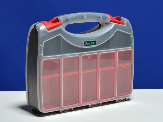Large Double-Sided Storage Tote Box