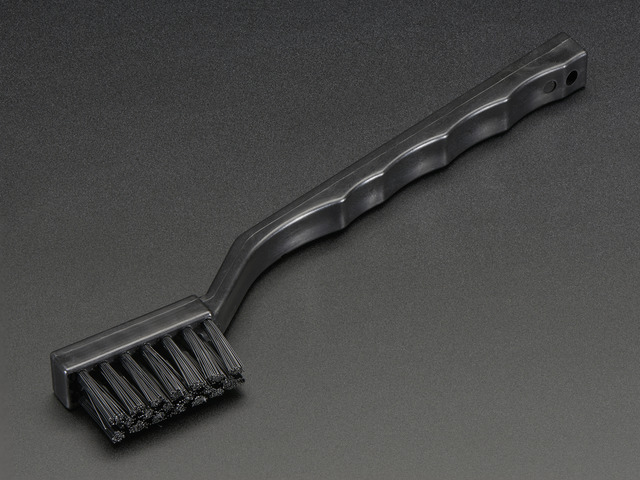 ESD-Safe PCB Cleaning Brush