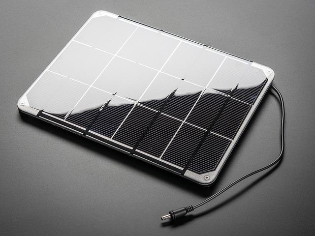 Huge 6V 6W Solar panel