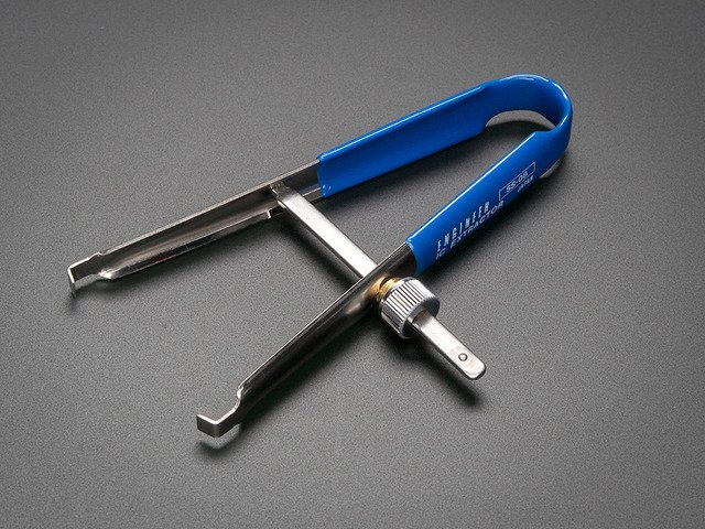 Professional IC Extraction Tool