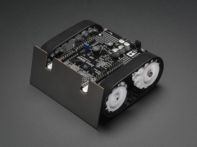 Zumo Robot for Arduino
