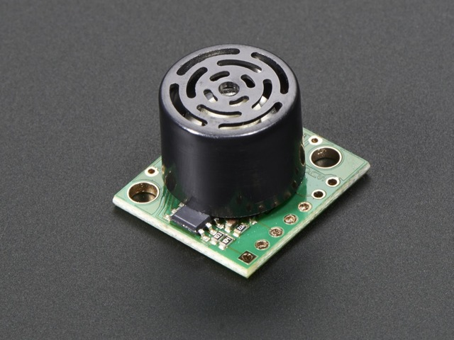 Maxbotix Ultrasonic Rangefinder - LV-EZ1