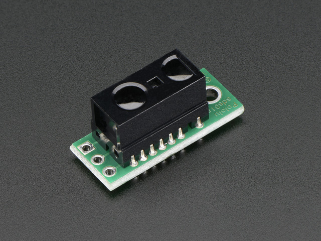 Sharp GP2Y0D810Z0F Digital Distance Sensor with Pololu Carrier