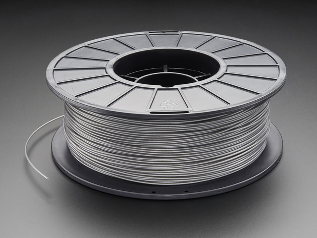 PLA Filament for 3D Printers - 1.75mm Diameter - 1KG