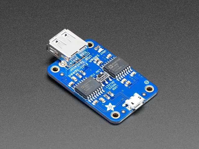 Adafruit USB Isolator - 100mA Isolated Low/Full Speed USB