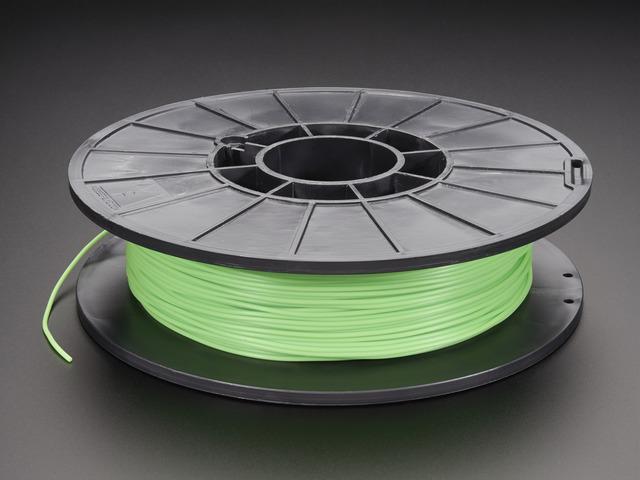 NinjaFlex - 1.75mm Diameter - Green Grass - 0.50 Kg