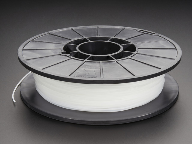 NinjaFlex - 1.75mm Diameter - Semitranslucent White - 0.50 Kg