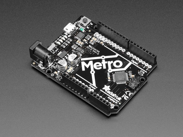 Adafruit METRO 328 - Arduino Compatible - with Headers