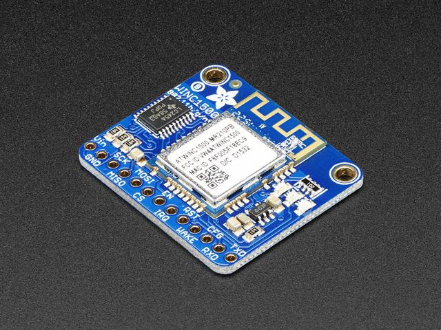 Adafruit ATWINC1500 WiFi Breakout