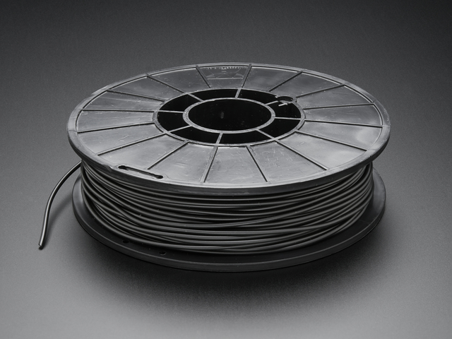 Cheetah 3D Printer Filament - 3mm Diameter 1kg - Midnight