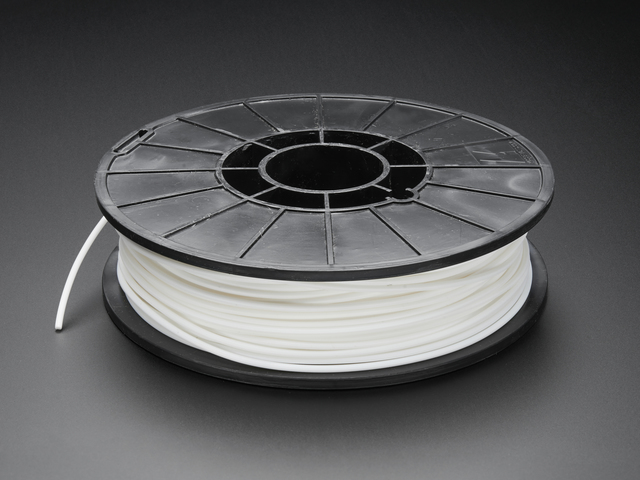 Cheetah 3D Printer Filament - 3mm Diameter 1kg - Snow
