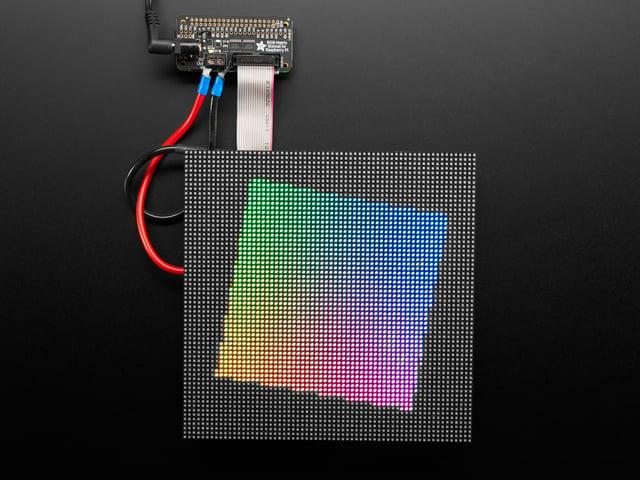Code | LED Matrix Sand Toy | Adafruit Learning System