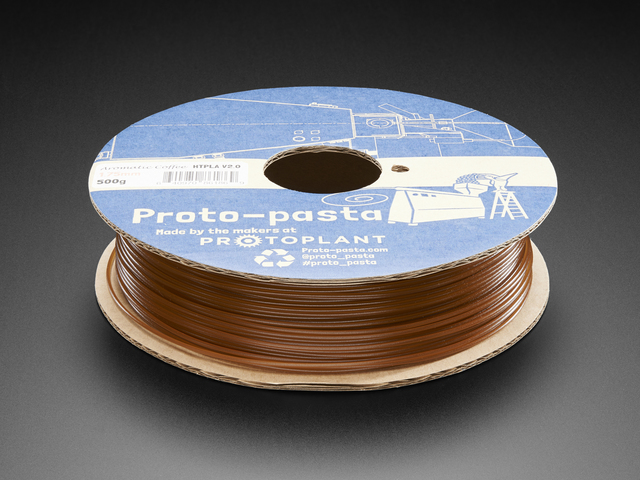 Proto-Pasta - Aromatic Coffee 1.75mm HTPLA Filament