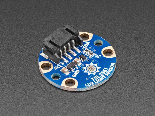 Adafruit STEMMA - TSL2561 Digital Lux / Light Sensor
