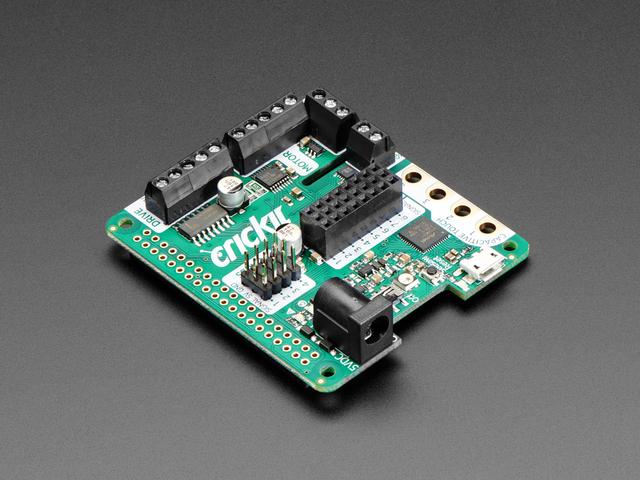 Adafruit CRICKIT HAT for Raspberry Pi