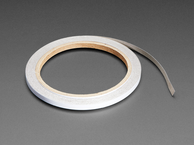 Conductive Nylon Fabric Tape - 5mm Wide x 10 meters long