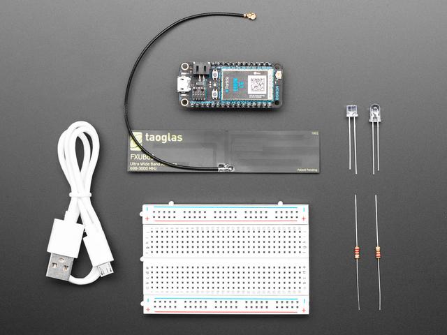 Particle Boron LTE Kit - nRF52840 with LTE Cellular Modem