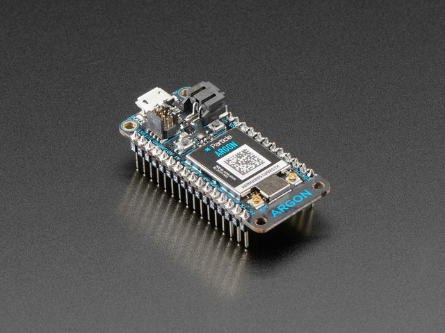Particle Argon - nRF52840 with Mesh and WiFi