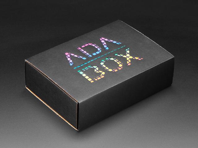AdaBox010 - Rainbow Trellis