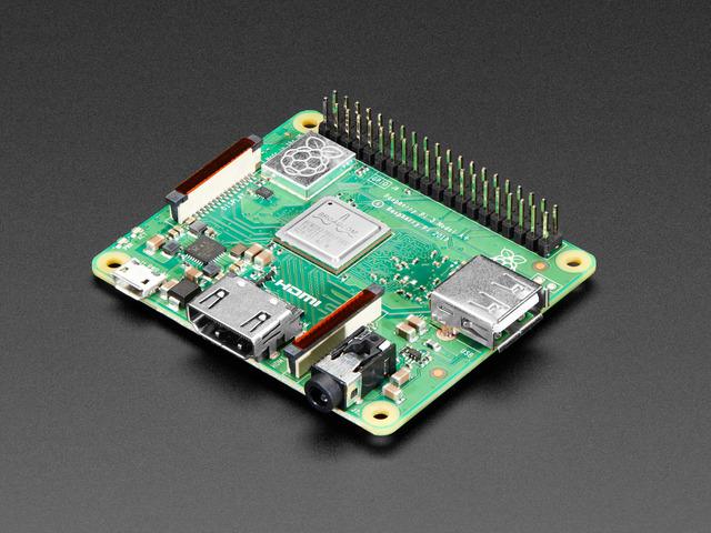 Raspberry Pi Model 3 A+