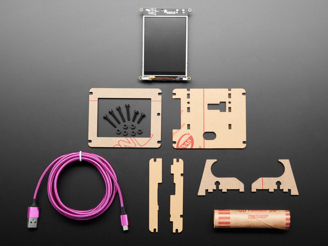 PyPortal Starter Kit