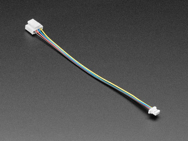 Grove to STEMMA QT / Qwiic / JST SH Cable