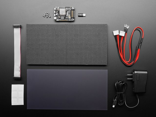 Adafruit Matrix Portal Starter Kit - ADABOX 016 Essentials