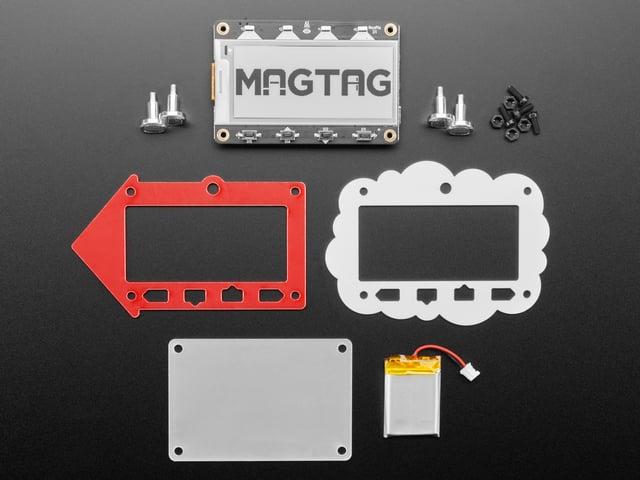 Adafruit MagTag Starter Kit - ADABOX017 Essentials