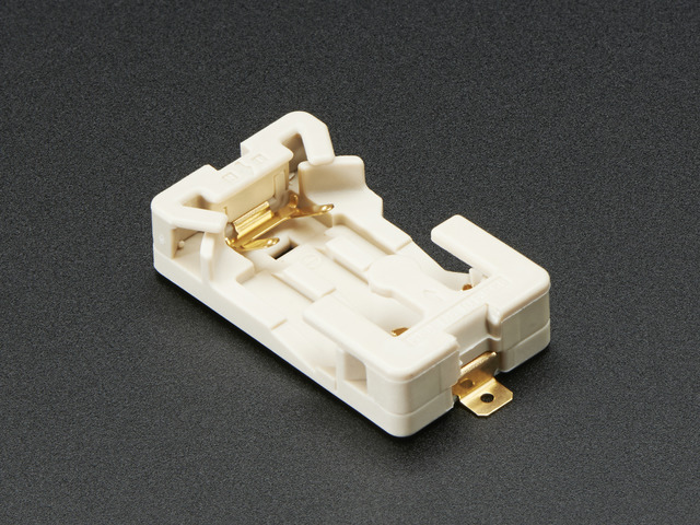Sewable CR2032 Battery Holder