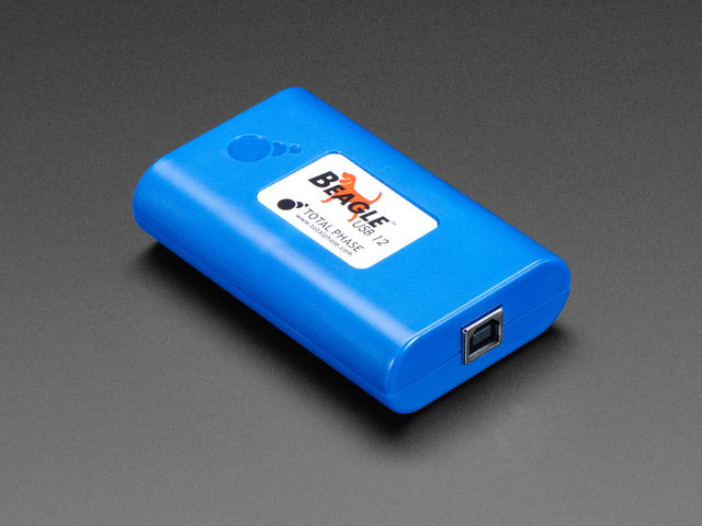 Beagle USB 12 - Low/Full Speed USB Protocol Analyzer + Sticker