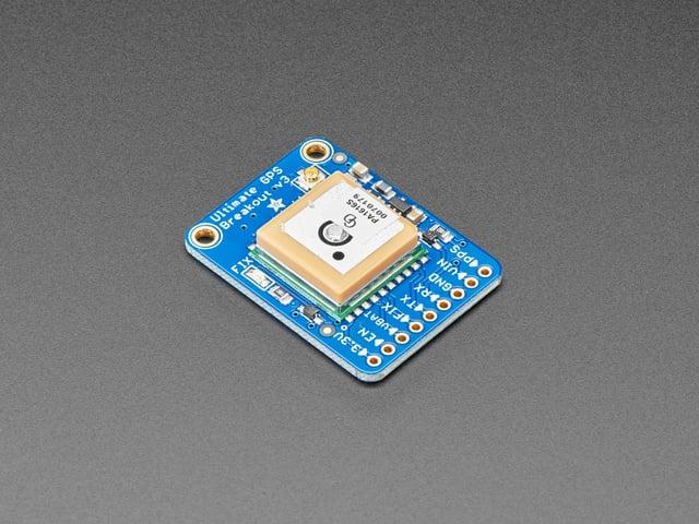 Adafruit Ultimate GPS Breakout - 66 channel w/10 Hz updates