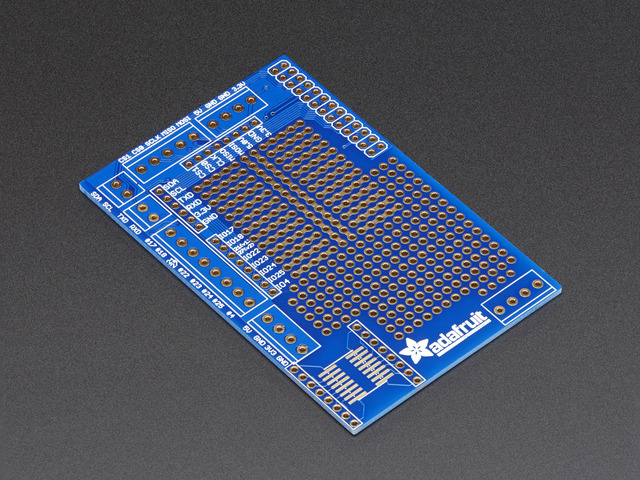 Adafruit Prototyping Pi Plate Kit for Raspberry Pi