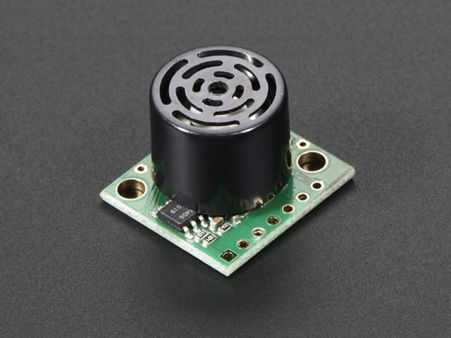 Maxbotix Ultrasonic Rangefinder