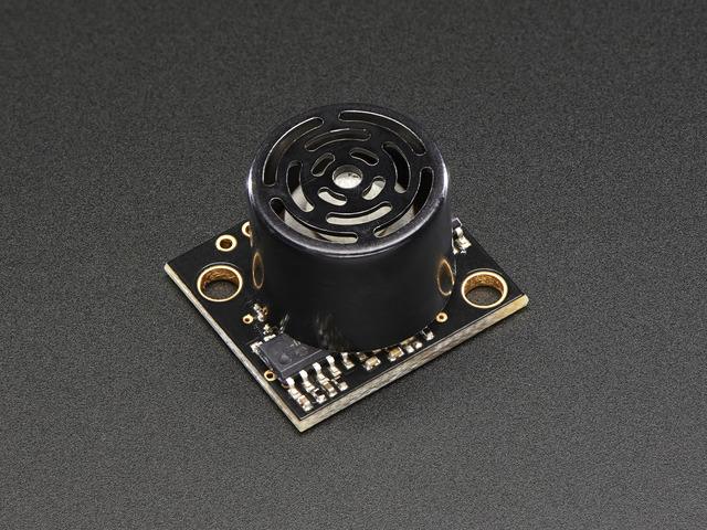 Maxbotix Ultrasonic Rangefinder - HRLV-EZ0