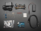 Starter Pack for Arduino (Includes Arduino Uno R3)