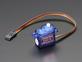 Sub-micro Servo with three pin cable