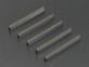 Pack of 5 of 2mm Pitch 25-Pin Female Socket Headers