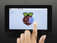 """Pi Foundation Display - 7"""" Touchscreen Display for Raspberry Pi"""
