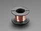 Spool of thin Enameled Copper Magnet Wire