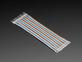 "Premium Male/Female Raw Jumper Wires - 40 x 6"""