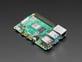 Angled shot of Raspberry Pi 4