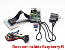 Budget Pack for Raspberry Pi (Does not include Raspberry Pi)
