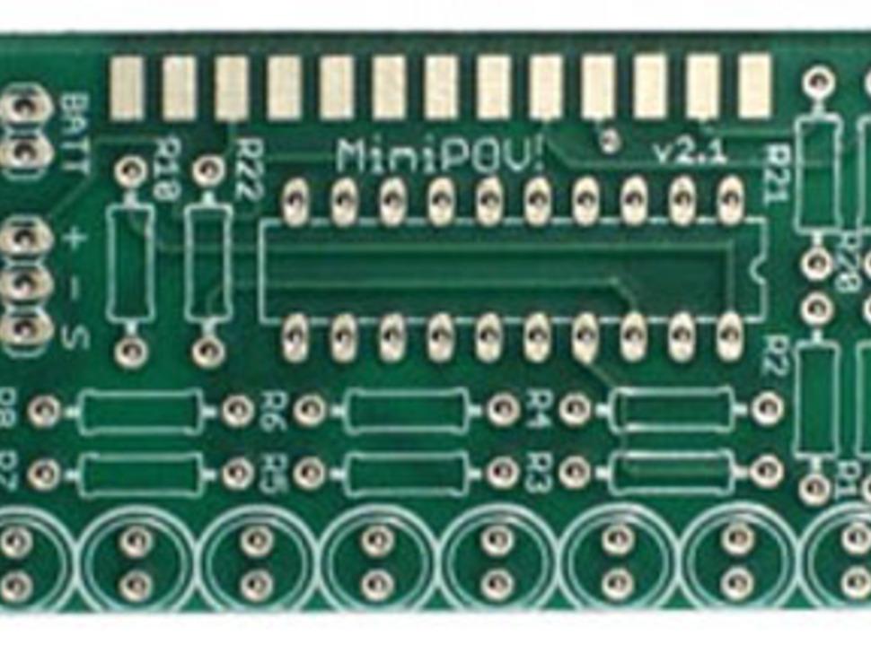 MiniPOV 2 Kit - V 2.1a