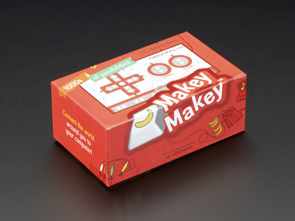 MaKey MaKey by Jay Silver and Eric Rosenbaum - Made by JoyLabz