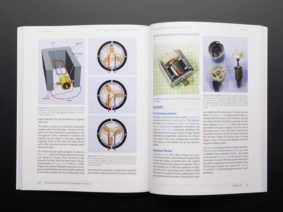 Encyclopedia of Electronic Components Volume 1 byCharles Platt - 1st print